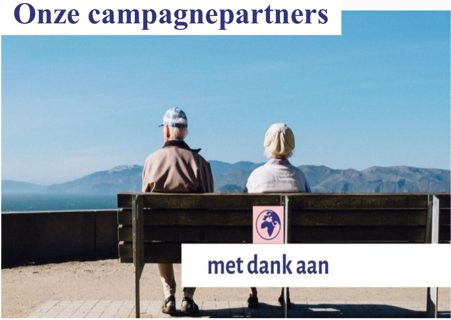 Campagne partners.